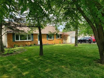 Greece Single Family Home For Sale: 124 Mill Road