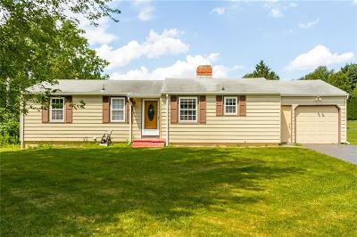 Monroe County Single Family Home For Sale: 1504 Ayrault Road