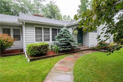 Seneca Falls Single Family Home For Sale: 37 Maple Street
