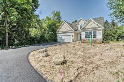 Monroe County Single Family Home For Sale: 1861 Turk Hill Rd