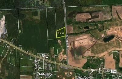 Residential Lots & Land For Sale: Part Of 1435 Rte. 96 Route 96