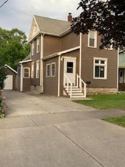 Dunkirk Single Family Home For Sale: 708 Park Avenue