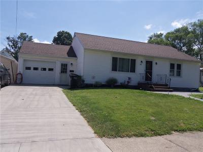 Dunkirk Single Family Home For Sale: 762 Main Street