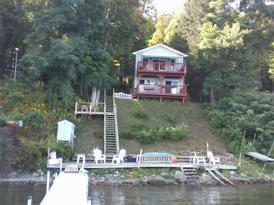 Scipio Single Family Home For Sale: 56 Fire Lane 21