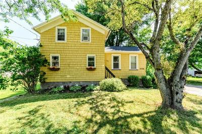 Sweden Single Family Home For Sale: 5336 Lake Rd S
