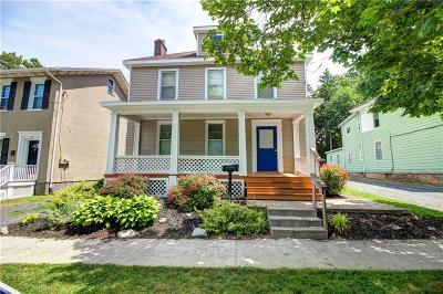 Single Family Home For Sale: 125 Pulteney Street