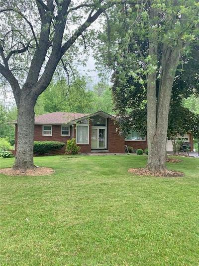 Walworth Single Family Home For Sale: 4522 Ontario Center Road