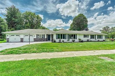 Pittsford Single Family Home For Sale: 136 Kilbourn Road
