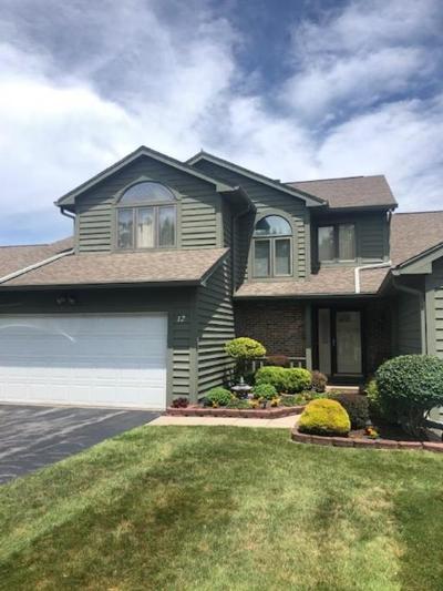 Monroe County Single Family Home For Sale: 12 Banbury Drive