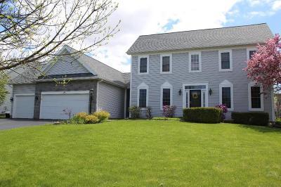 Monroe County Single Family Home For Sale: 19 Coach Side Lane