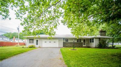 Monroe County Single Family Home For Sale: 167 Willowen Drive