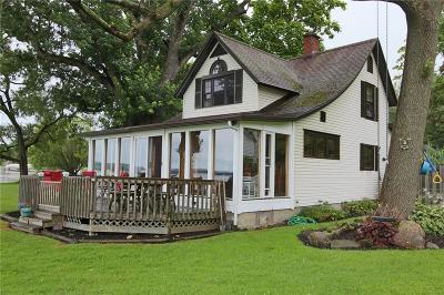 Chautauqua County Single Family Home Pending: 3960 Griffiths Bay Road
