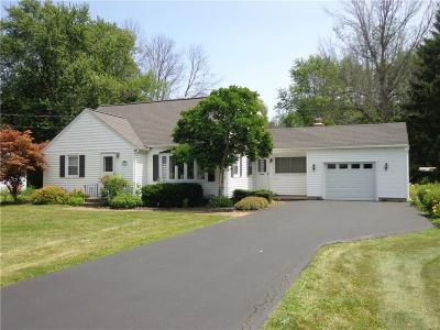 Parma Single Family Home For Sale: 378 Trimmer Road