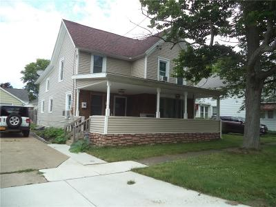 Dunkirk Single Family Home For Sale: 328 Franklin Avenue
