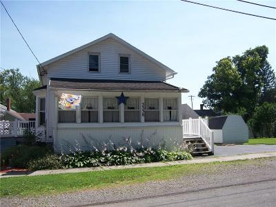 Genesee County Single Family Home For Sale: 3338 Church Street