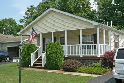 Palmyra Single Family Home For Sale: 4251 Canalside Drive