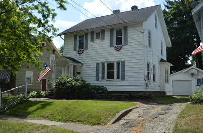 Jamestown NY Single Family Home For Sale: $64,500