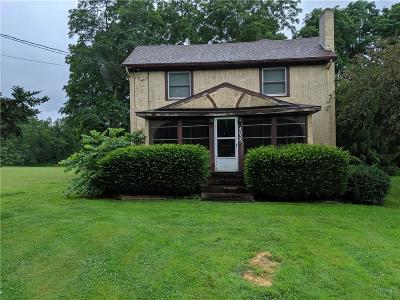 Gorham Single Family Home Active Under Contract: 4038 State Route 247 Road