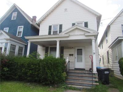 Single Family Home For Sale: 74 Exchange Street