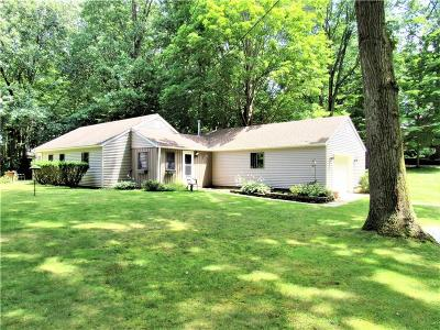 Bemus Point NY Single Family Home For Sale: $125,000