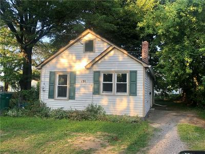 Single Family Home Pending: 191 Lake Breeze Road