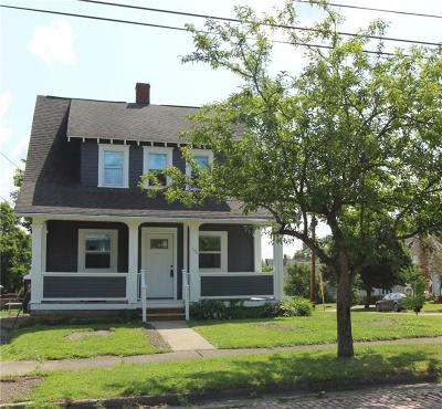 Jamestown NY Single Family Home For Sale: $82,000