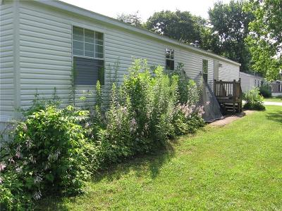 Genesee County Single Family Home For Sale: 6461 Swamp Rd