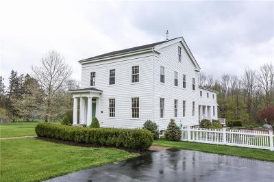 Mendon Single Family Home For Sale: 73 Taylor Road