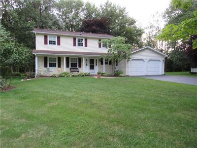 Canandaigua-City Single Family Home For Sale: 53 Tamarack Drive