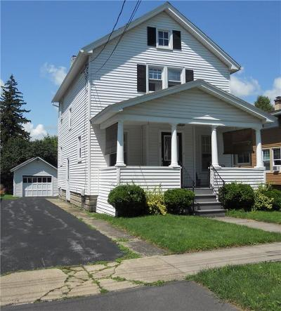 Auburn Single Family Home Active Under Contract: 47 Grove Avenue