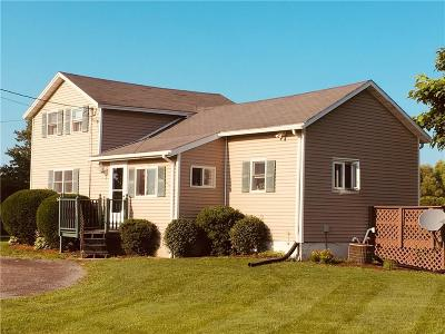 Single Family Home For Sale: 3229 Freshour Road