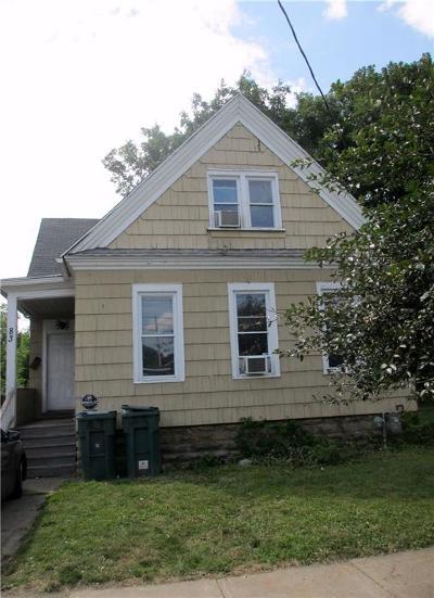 Rochester Single Family Home For Sale: 83 Sander Street