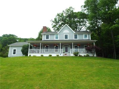 Cattaraugus County Single Family Home For Sale: 1801 Stardust Lane