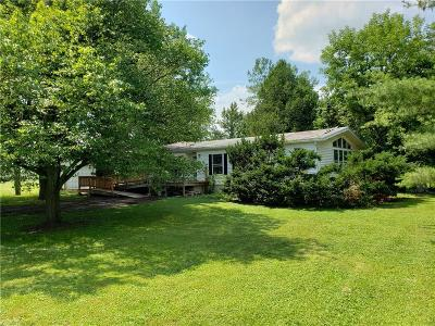 Genesee County Single Family Home For Sale: 6206 Merrill Road