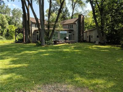 Ontario County Single Family Home For Sale: 8663 Northshore Drive