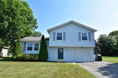 Webster NY Single Family Home Pending: $149,900