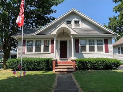 Rochester NY Single Family Home Pending: $105,000
