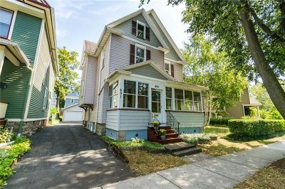 Rochester Single Family Home For Sale: 601 Linden Street