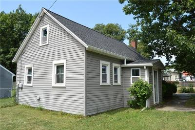Derby NY Single Family Home For Sale: $68,500