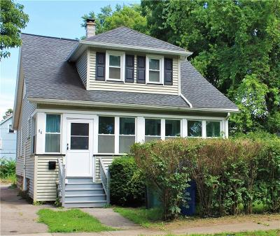 Rochester Single Family Home For Sale: 94 Coventry Avenue