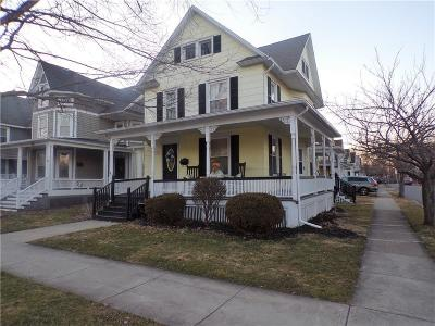 Single Family Home For Sale: 310 Washington Street