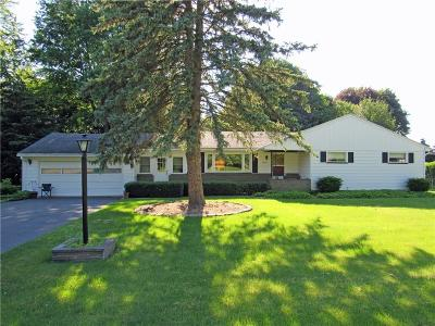 Penfield Single Family Home For Sale: 1583 Scribner Road