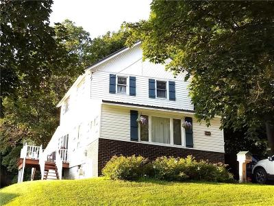 Warsaw Single Family Home For Sale: 55 Rochester Street