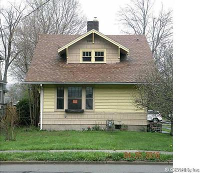Olean NY Single Family Home For Sale: $115,000