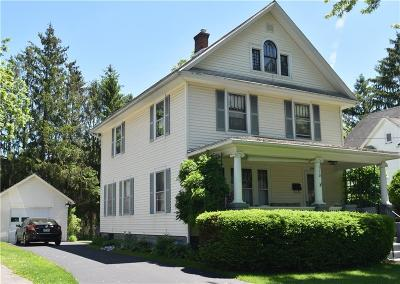 Single Family Home For Sale: 110 Lillie Street