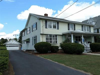 Single Family Home For Sale: 317 Elm Street