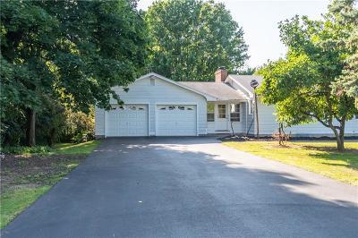 Williamson Single Family Home For Sale: 6215 E Townline Road