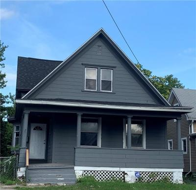 Rochester Single Family Home For Sale: 291 Ames Street