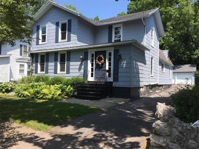 Single Family Home For Sale: 181 Park Street