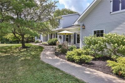 Mendon Single Family Home For Sale: 176 Lanning Road